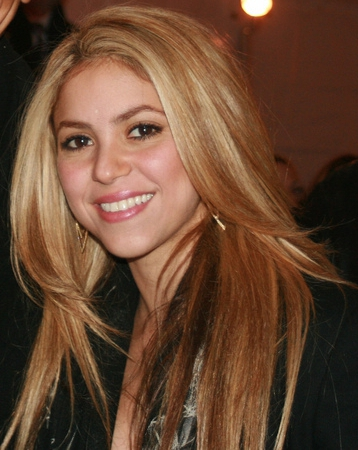 Shakira Favorite Things Color Food Sports Song Hobbies Biography