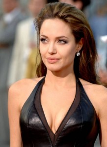 Angelina Jolie Favorite Things Color Food Music Books Perfume Lipstick Facts