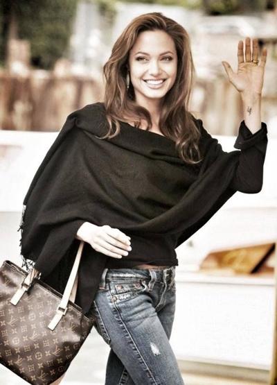 Angelina Jolie Favorite Things