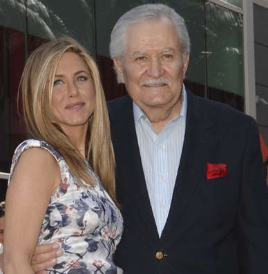 Jennifer Aniston Father