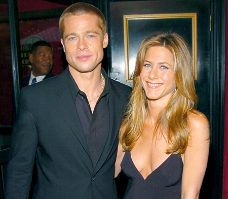 Jennifer Aniston Former Spouse Brad Pitt