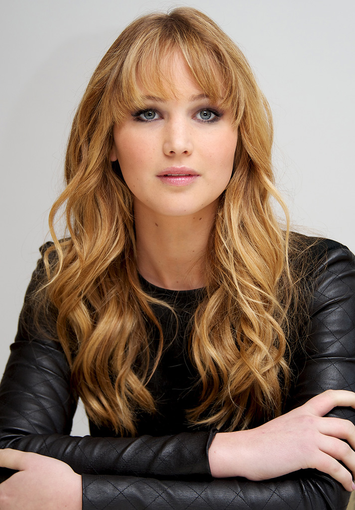 Jennifer Lawrence Favorite Things Color Food Book Music