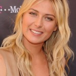 Maria Sharapova Favorite Things Food Color Book Music Biography