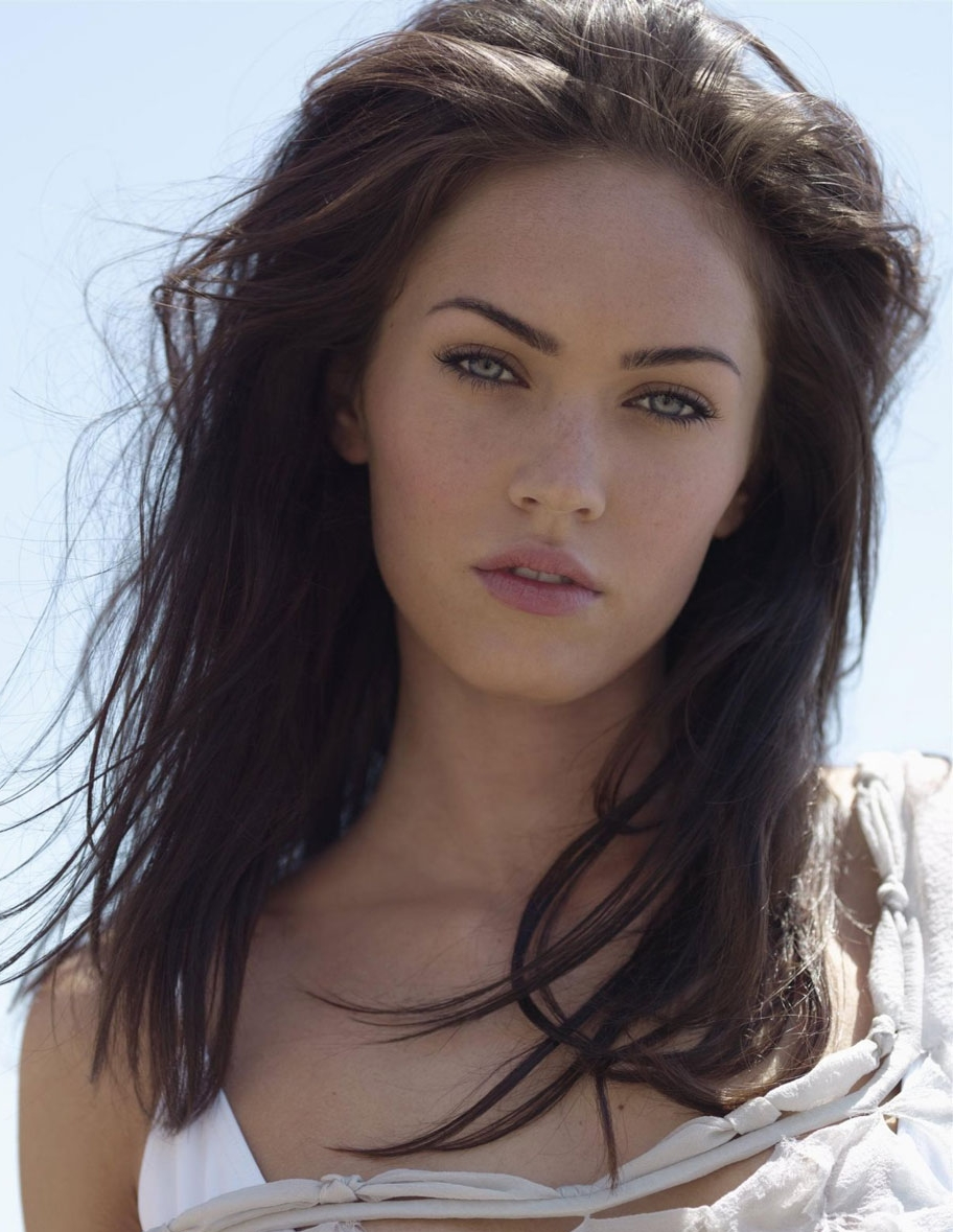 Megan Fox Favorite Things Color Food Perfume Book Hobbies ... Megan Fox