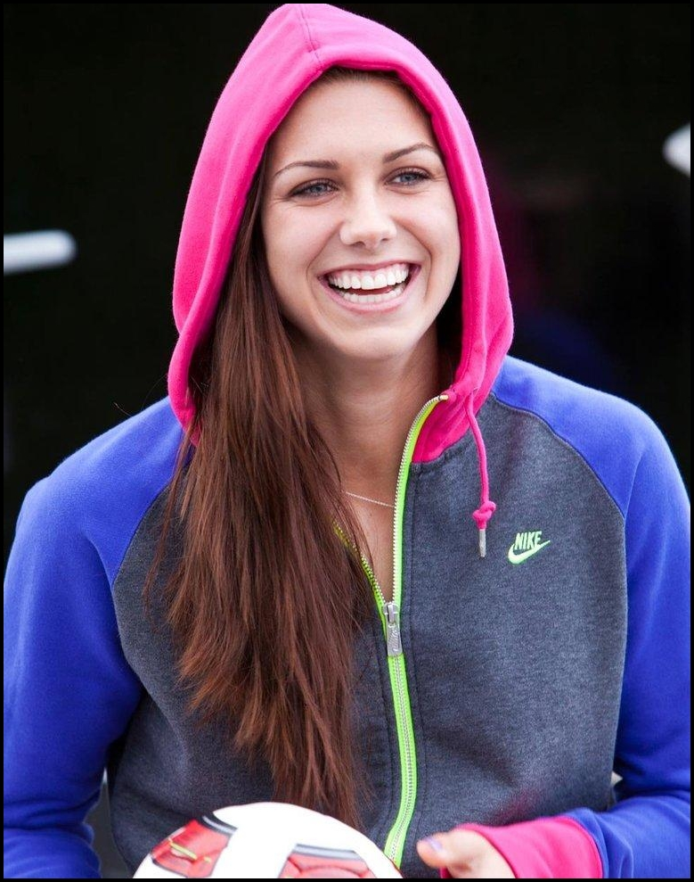 Alex Morgan Favorite Color Food Movie Song Soccer Team Player Biography