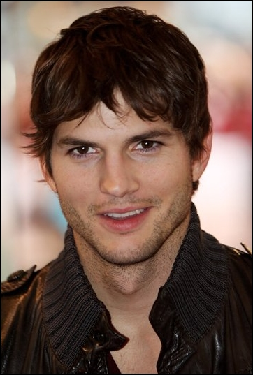 Ashton Kutcher Favorite Color Food Song Sports Team Books ... Ashton Kutcher