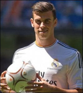 Gareth Bale Favourite Color Sports Club Biography