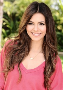 Victoria Justice Favorite Book Song Cartoon Sports Animal Food Biography