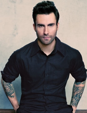Adam Levine Favorite Color Music Bands Food Movie Things Biography