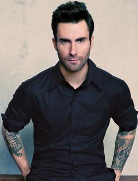 Adam Levine Favorite Color Food Animal Music Bands Sports Biography