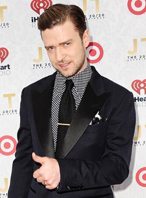 Justin Timberlake Favorite Sports Movies Hobbies Color Football Team ...