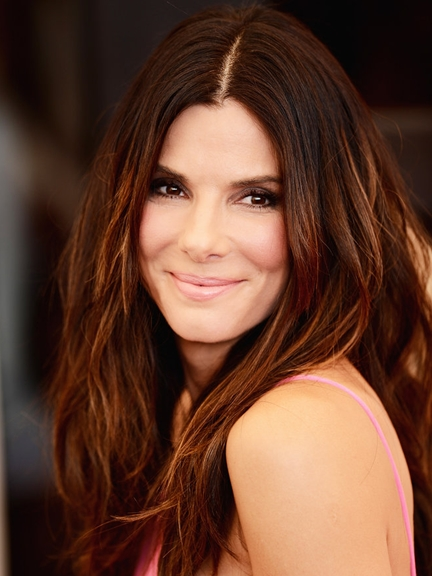 Sandra Bullock Favorite Color Food Music Perfume Things