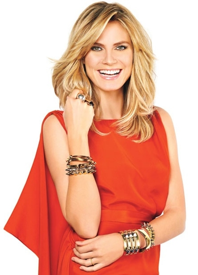 Heidi Klum Favorite Things