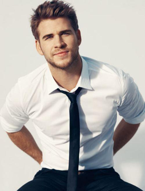 Liam Hemsworth Favorite Things