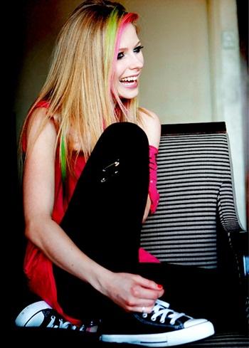 Avril Lavigne Favorite Things