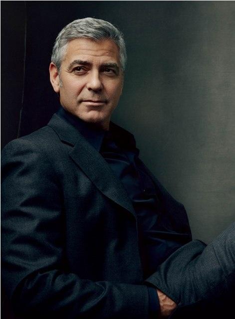 George Clooney Favorite Things