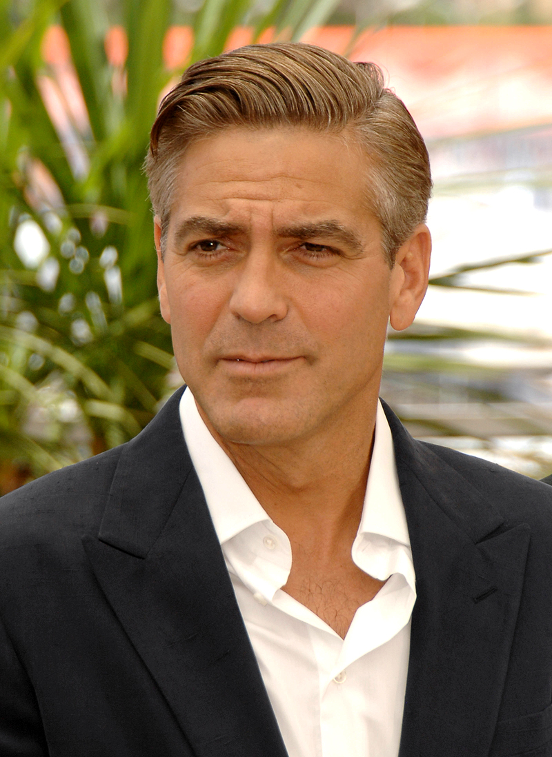 George Clooney Favorite Color Movies Music Things