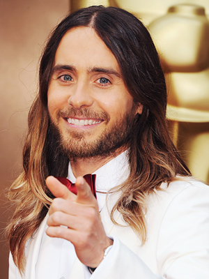 Jared Leto Favorite Color Jared Leto