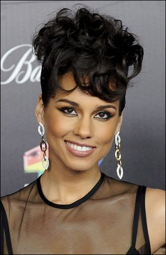 alicia keys - photo #44