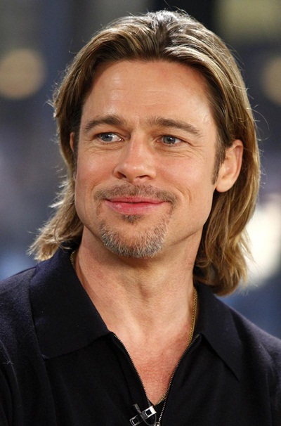 Brad Pitt Favorite Music Movies Perfume Things Biography