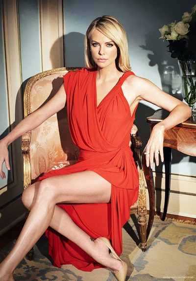 Charlize Theron Biography