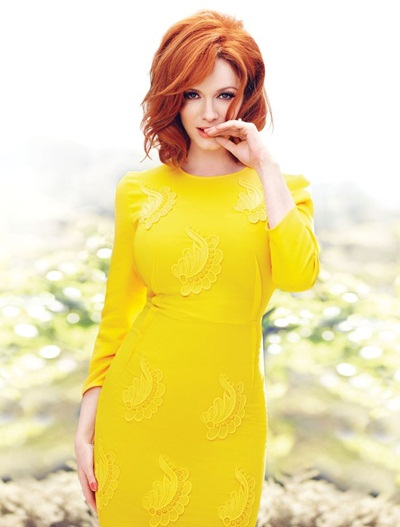 Christina Hendricks Biography