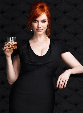 Christina Hendricks Favorite Things