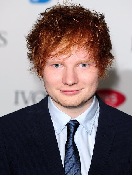 Ed Sheeran Favorite Music Movie Food Book Color Biography