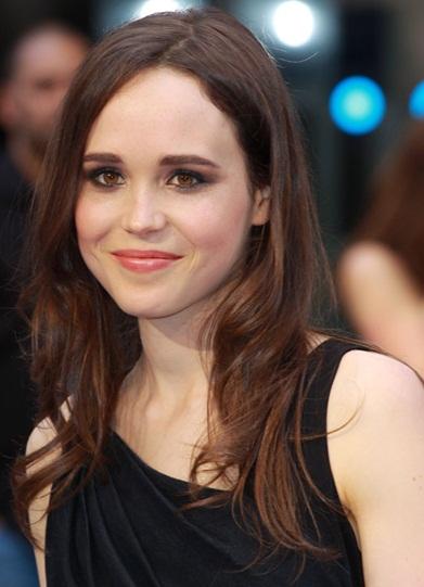 Ellen Page Favorite Music Books Food Color hobbies Biography