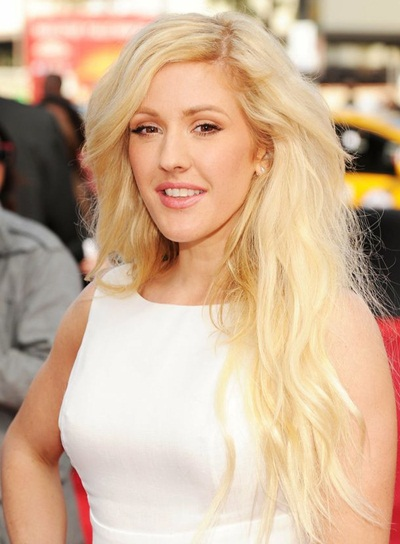 Ellie Goulding Favorite Food Book Songs Color Biography