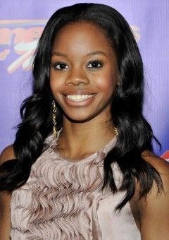 Gabby Douglas Favorite Event Music Food Things