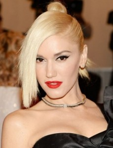 Gwen Stefani Favorite Lipstick Color Food Bands Biography