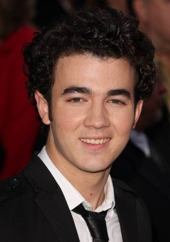 Kevin Jonas Favorite Color Music Movies TV shows Things