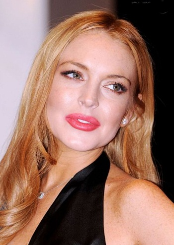 Lindsay Lohan Favorite Perfume Food Movie Biography