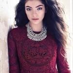 Lorde Favorite Bands Color Food Books Hobbies Movie Biography