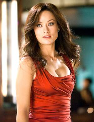 Olivia Wilde Body Measurements