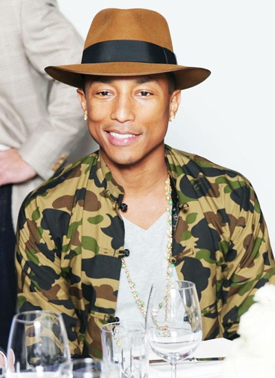 Pharrell Williams Favorite Things