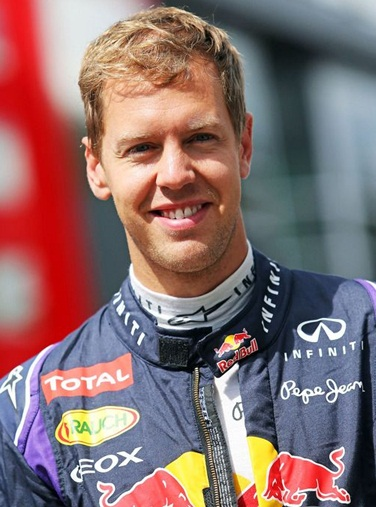 Sebastian Vettel Favourite Food Color Music Biography