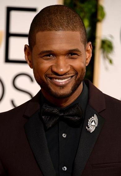 Usher Favorite Things Color Songs Food
