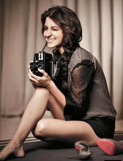 Anushka Sharma Favorite Things