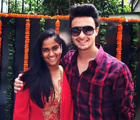 Arpita Khan and Aayush Sharma Wedding Pictures