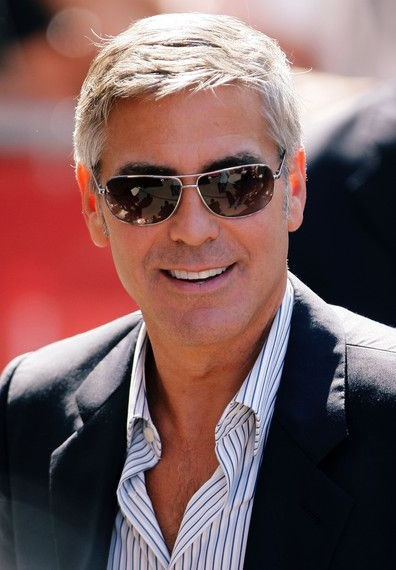 George clooney family tree father mother and wife name pictures