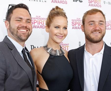 Jennifer Lawrence Siblings