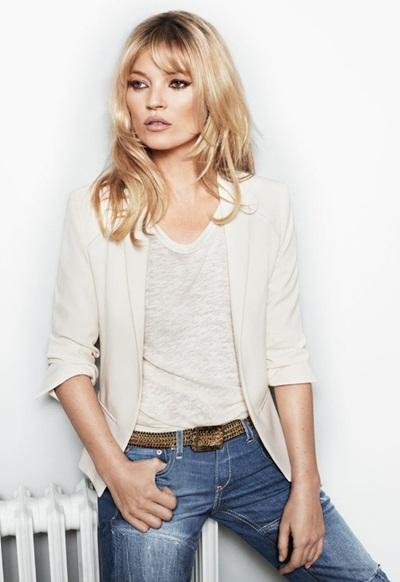 Kate Moss Favorite Things