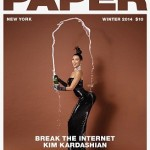 Kim Kardashian Butt Photo Shoot In Paper Magazine Cover Page 2014