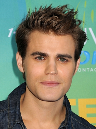 Paul Wesley Favorite Things Color Music Drink Bio