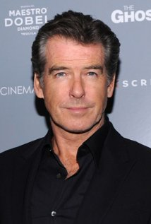 Pierce Brosnan Favorite Music Drink Food Things