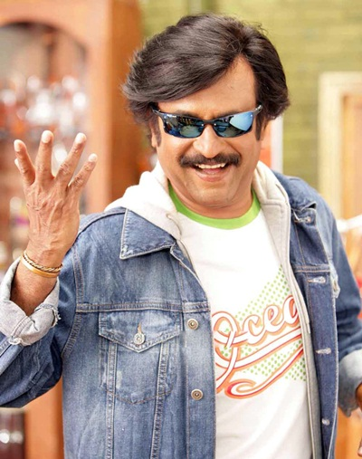 Rajinikanth Favorite Things