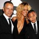 Rihanna Father