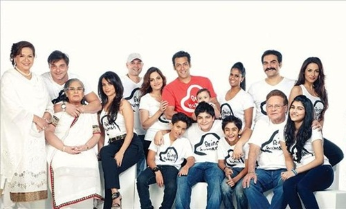 Salman Khan Family